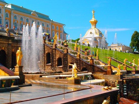 TJ Travel: Peterhof