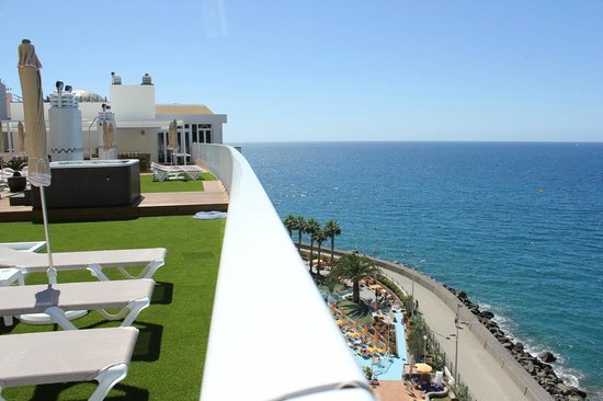 Patalavaca, Spain: Servatur Green Beach-Solarium