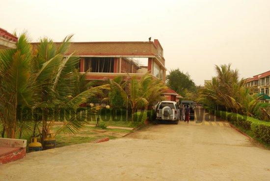 Hotel Sonar Bangla - Mandarmoni: hotel start