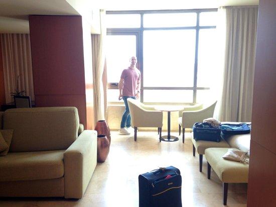 Gran Hotel Torre Catalunya The Junior Suite