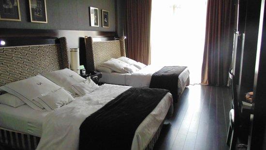 Lennox Hotel Buenos Aires : quarto