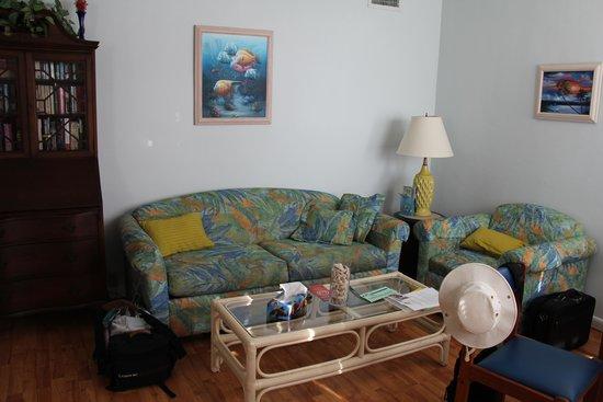 Marine Villas : spacious and clean