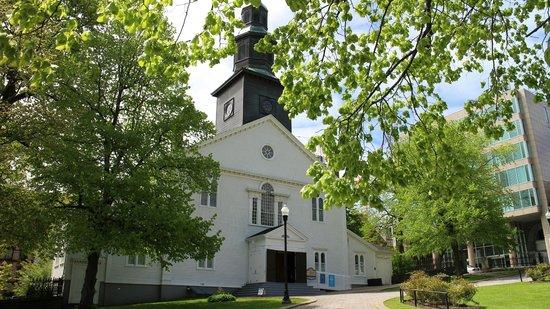 St. Paul's Church : En smuk trækirken