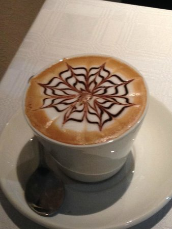 Firlane House : Morning Coffee
