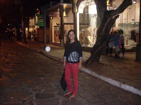 Calle de las Piedras (Rua das Pedras): Lindo
