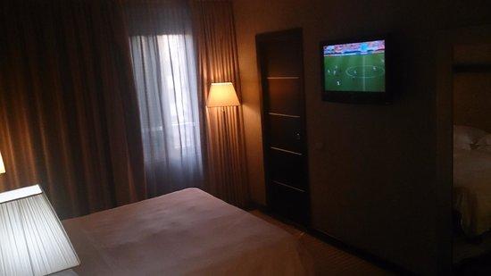 Fiume Hotel: Stanza