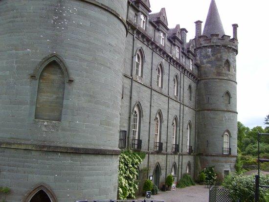 Inveraray Castle : Argyll's Castle - Inveraray, Scotland