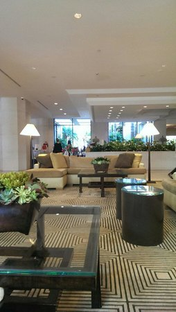 Fashion Island Hotel Newport Beach: اللوبي
