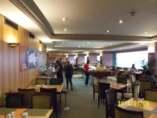 Olaias Park Hotel: afe da manha