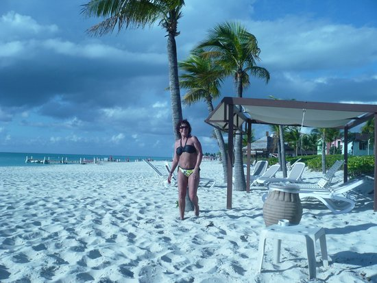 Club Med Turkoise, Turks & Caicos: plage magnifique