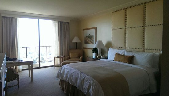 Fashion Island Hotel Newport Beach: الغرفه