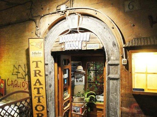 Trattoria Melo: Restaurant Melo