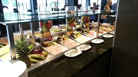 XO Hotels Park West: Petit déjeuner super varié