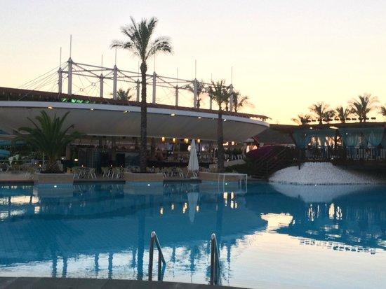 Delphin Diva Premiere : Nice pool area