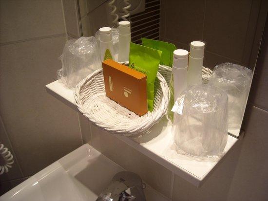 Hotel du Printemps : Le freebies