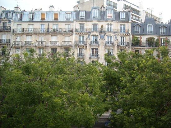 Hotel du Printemps : View