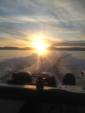 Haida Fishing : First light, first bite