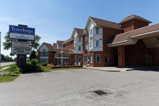 Travelodge Niagara Falls Bonaventure: Hotel Front
