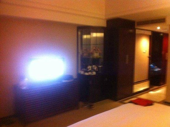 Crowne Plaza Hotel Changshu: номер
