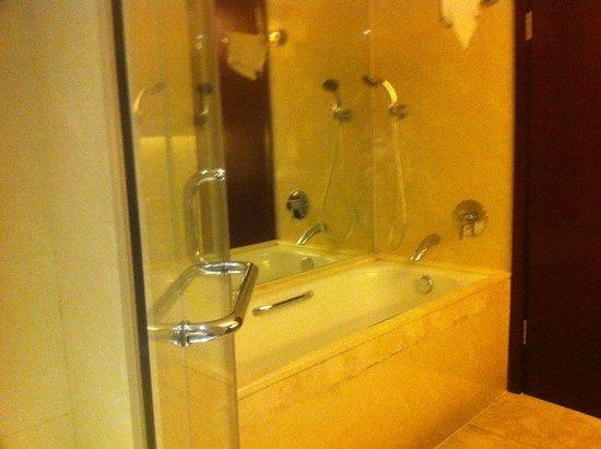Crowne Plaza Hotel Changshu: ванна