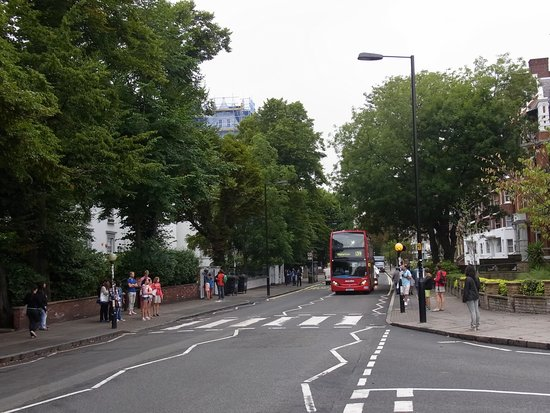 Abbey Road : アビー・ロード