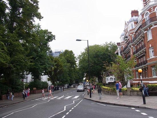 Abbey Road: アビー・ロード