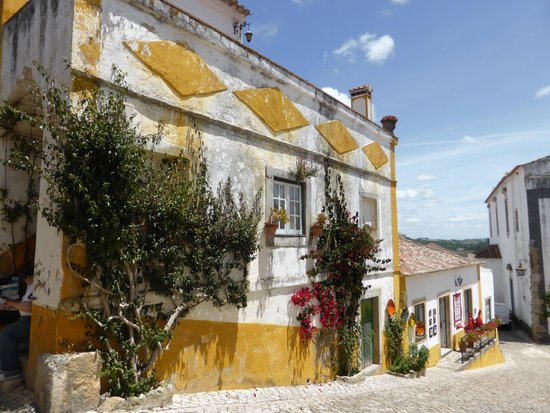 Obidos Village: typical portugese