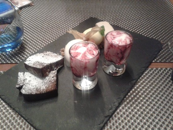 Crazy Chef: Trio dessert