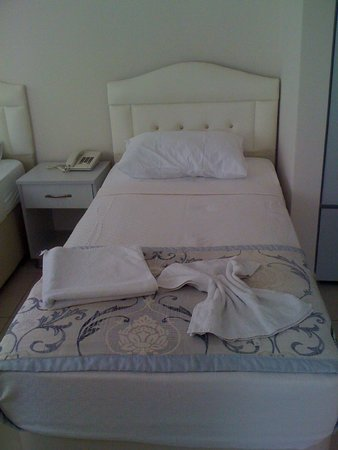 My Way Hotel: hotel odası