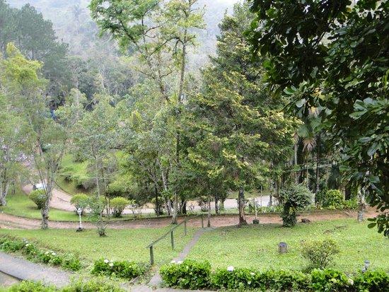 Pousada e Spa Vrindavana: Jardim 2