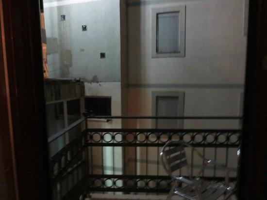 Apartments Vidikovac: vue de la chambre !