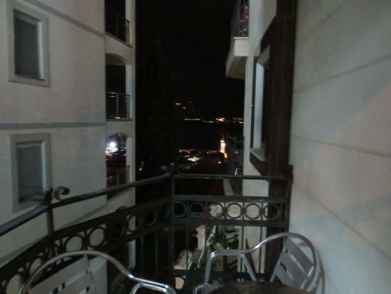 Apartments Vidikovac: vue sur mur