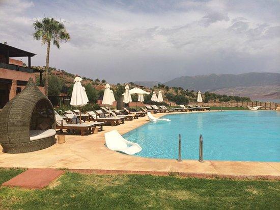 Widiane Suites & Spa: Lower Pool