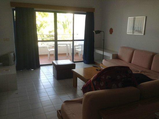 Hotel Almar : Lounge area