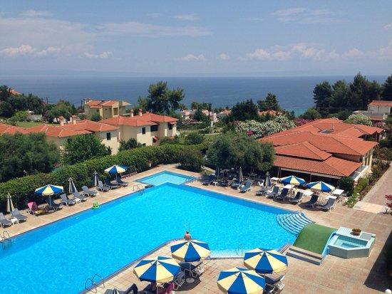 Palladium Hotel: La piscina