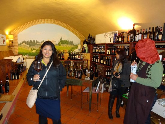 Accademia del Buon Gusto : I loved this place, best memory of my Italian trip