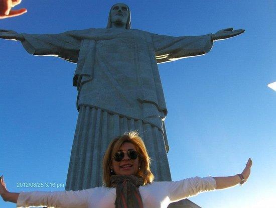 Statue du Christ Rédempteur : super nice!