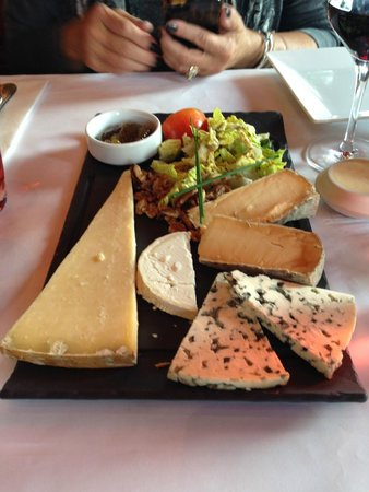 L'Etoile 1903 : Cheese Plate