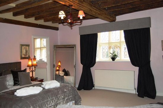 Catton Old Hall: Superior room