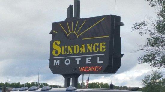 Sundance Motel: Nice little motel