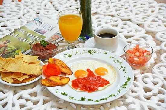 BEST WESTERN Las Mercedes Leon : Buen desayuno
