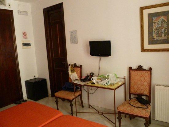 Hotel Don Paula: Chambre
