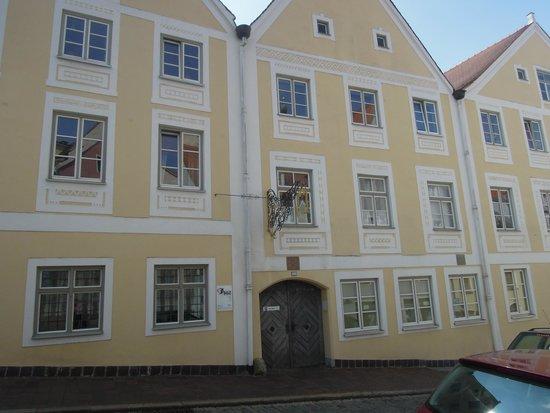Historisches Rathaus: .