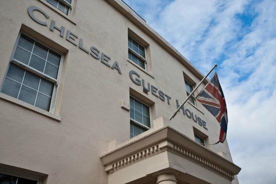 Chelsea Guest House: Exterior