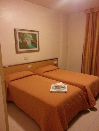 Hotel Pineta Palace : la stanza