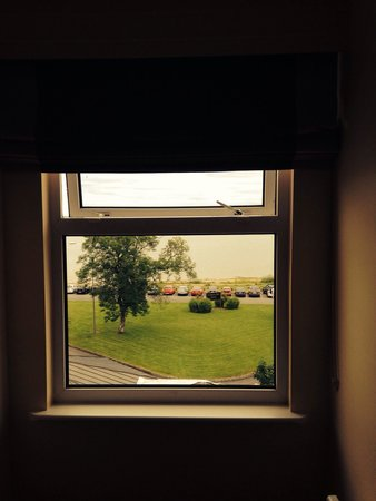 Hodson Bay Hotel: Room with a view?