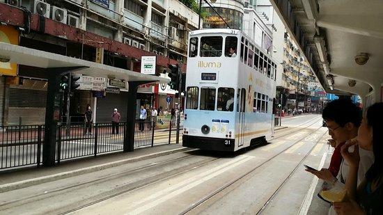 Hong Kong Tramways (Ding Ding): Ding Ding