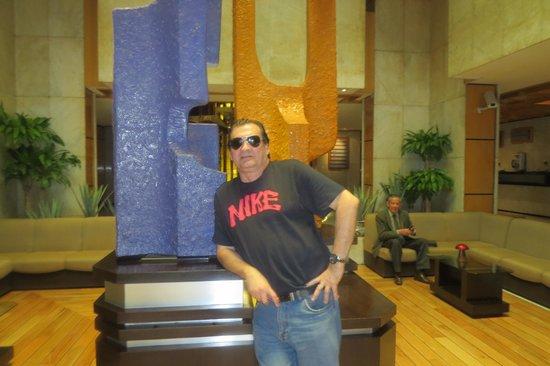 Hotel Casa Blanca Mexico City: lobby