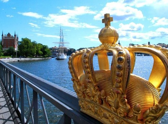 OURWAY Tours in Stockholm: The Crown