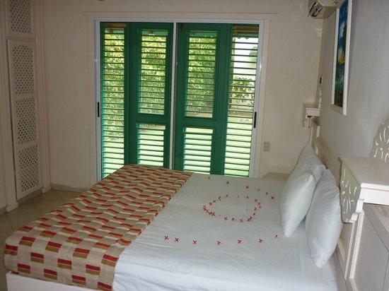 Hotel Villas Las Palmas al Mar : Habitacion planta baja
